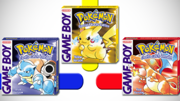 The Original Pokemon Red, Blue, Yellow Returning to 3DS In 2016