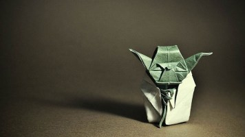 This is What Expert Origami Looks Like by Gonzalo Garcia Calvo