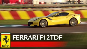 The Ferrari F12tdf Official Video Lets Us Preview This Monster