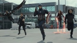 Watch The Captain America: Civil War World Premiere Trailer