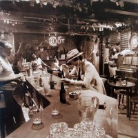 Led Zeppelin  In Through The Out Door  all 6 sleeve ...