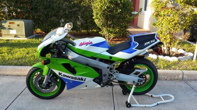 1992 Kawasaki ZX7R for sale K1
