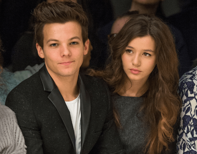 Louis Tomlinson's Relationship Is Getting Heated Up!