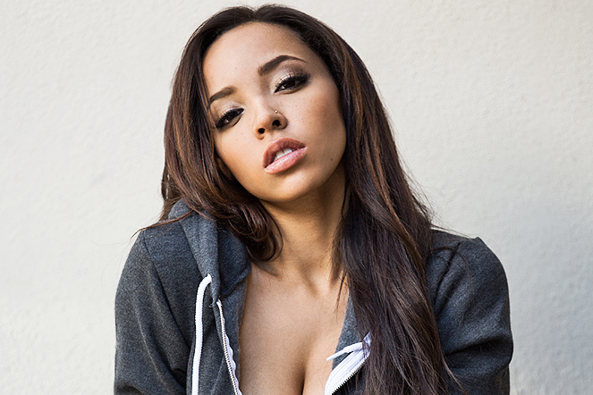 Dj Movie Hd Wallpaper Tinashe Releases New Singles Quot Bullet Quot And Quot Their On Quot