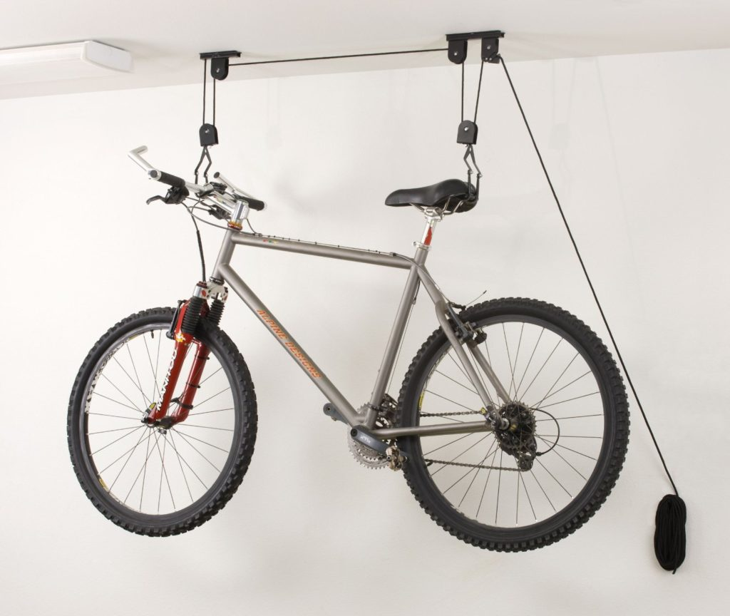 Bike Rack For The Garage 6 Creative Bike Storage Solutions Rascal Rides