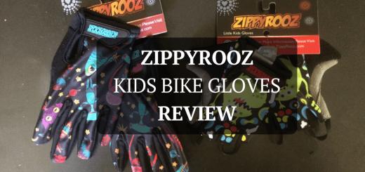 ZippyRooz Kids Bike GlovesReview