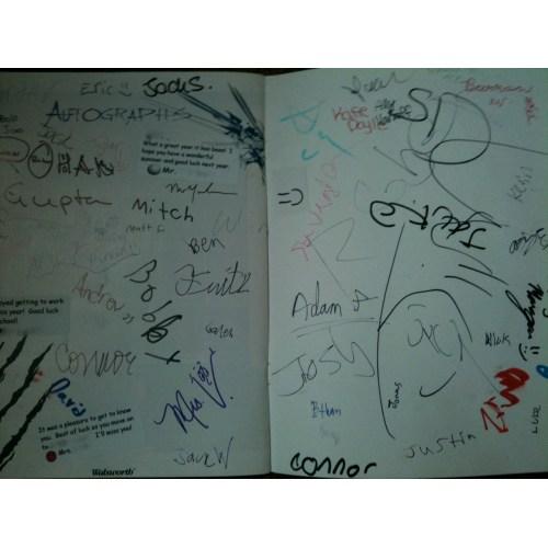 Medium Crop Of Remember Me Yearbook