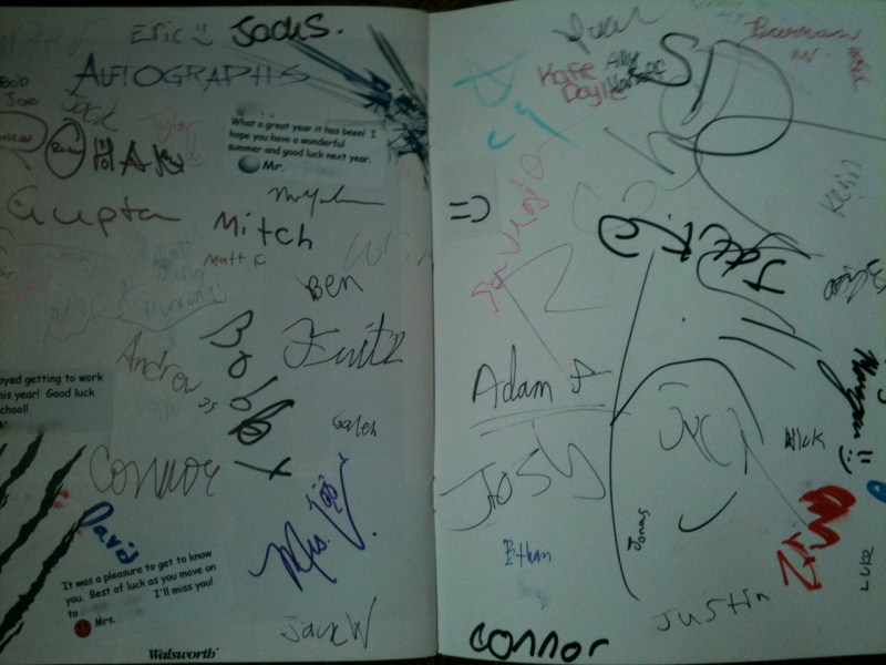 Large Of Remember Me Yearbook