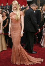 Gwyneth Paltrow in Zac Posen, 2007
