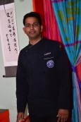 Chef Vaibhav of Guppy by ai