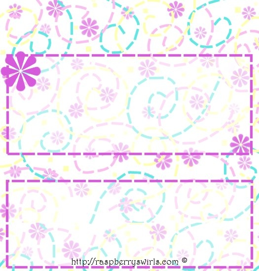 Free Printable Free Candy Bar Wrapper Template Designs Raspberry Swirls