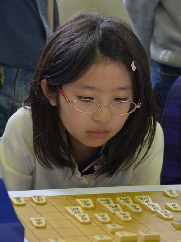 女流棋士25