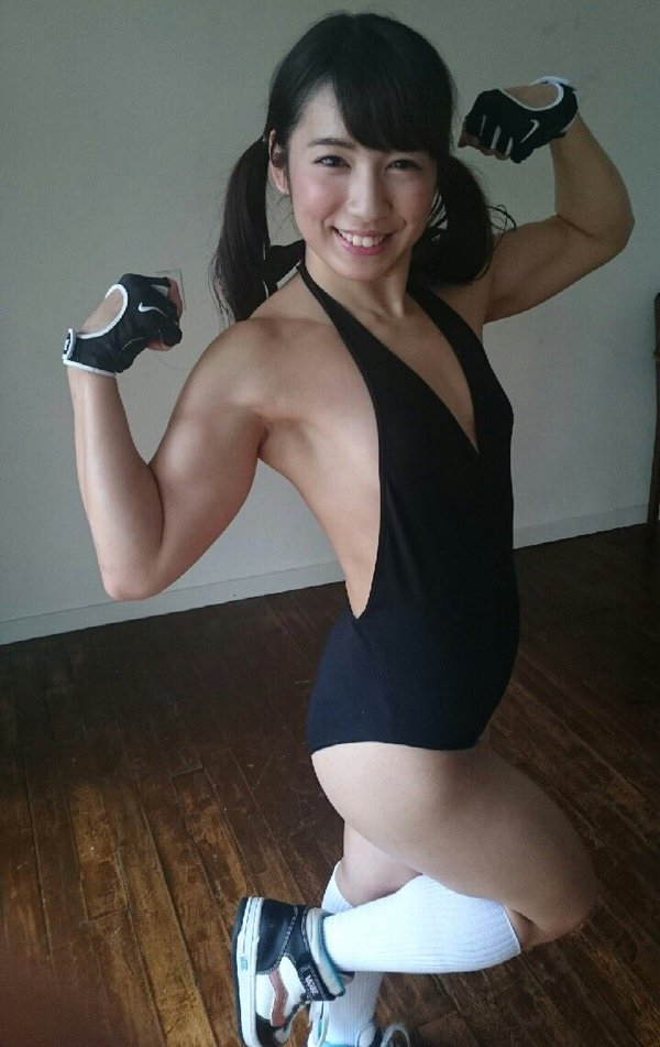 筋肉女101