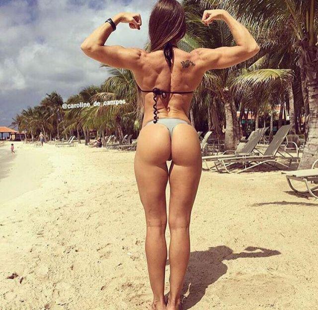 筋肉女601