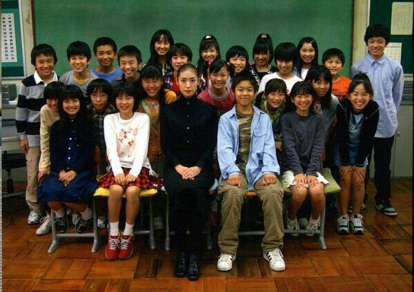 女王の教室0