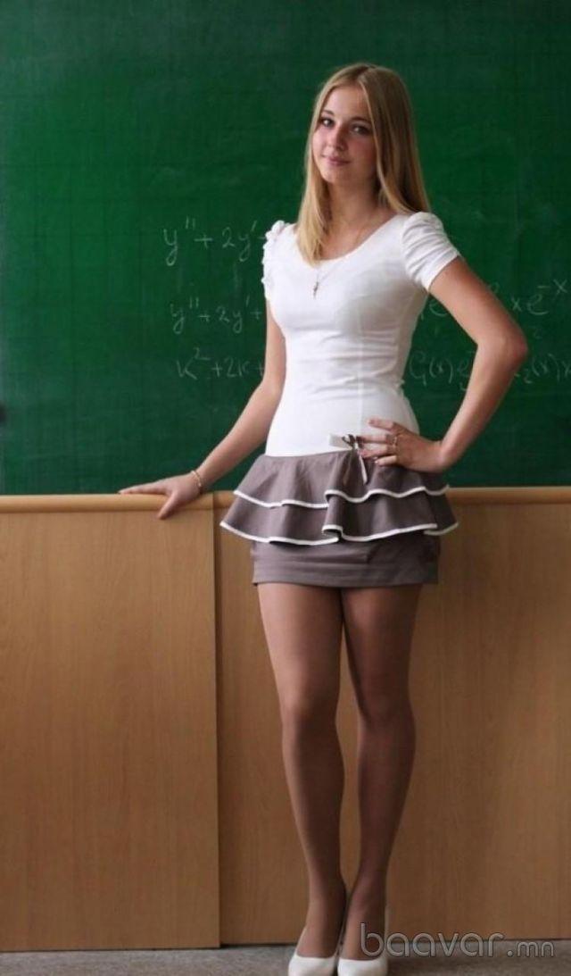 女教師33
