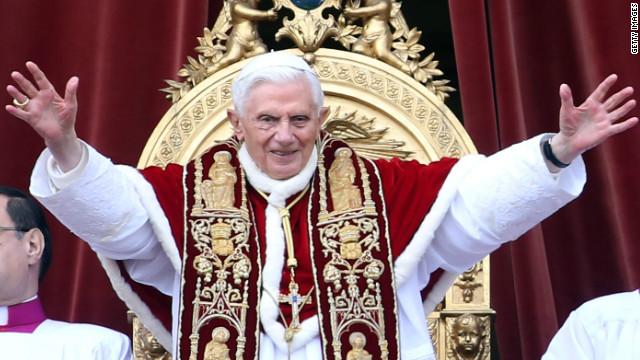 ローマ法王