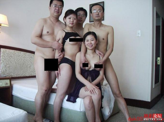 【画像あり】中国共産党幹部の乱交写真が流出か1