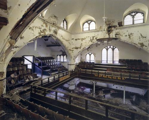 デトロイトの廃墟画像9