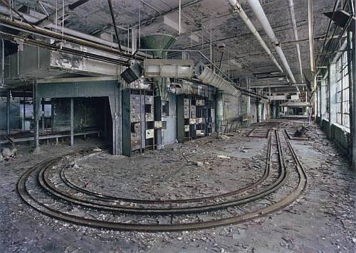 デトロイトの廃墟画像6