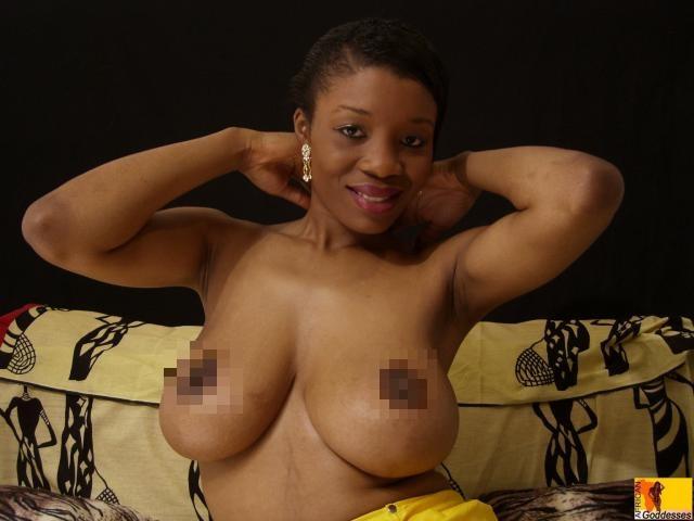 黒人女241
