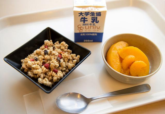 朝食455
