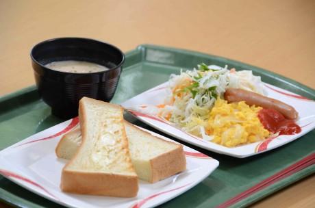 朝食1081