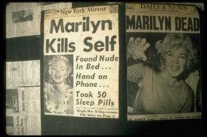 【閲覧注意】マリリン・モンローの死体写真