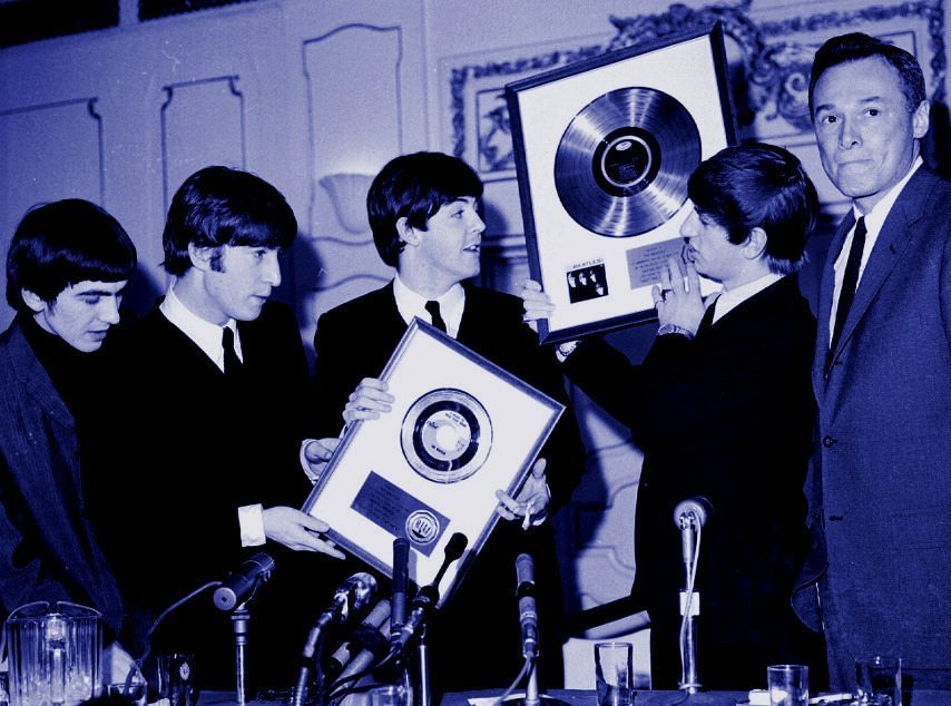 understanding riaa gold and platinum record awards of the sixties