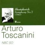 トスカニーニ指揮/ショスタコーヴィチ:交響曲第7番(1942年)/オーパス蔵