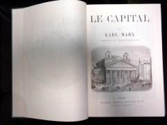 フランス語版『資本論』(極東書店1967年リプリント)