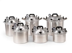 Small Of All American Canner