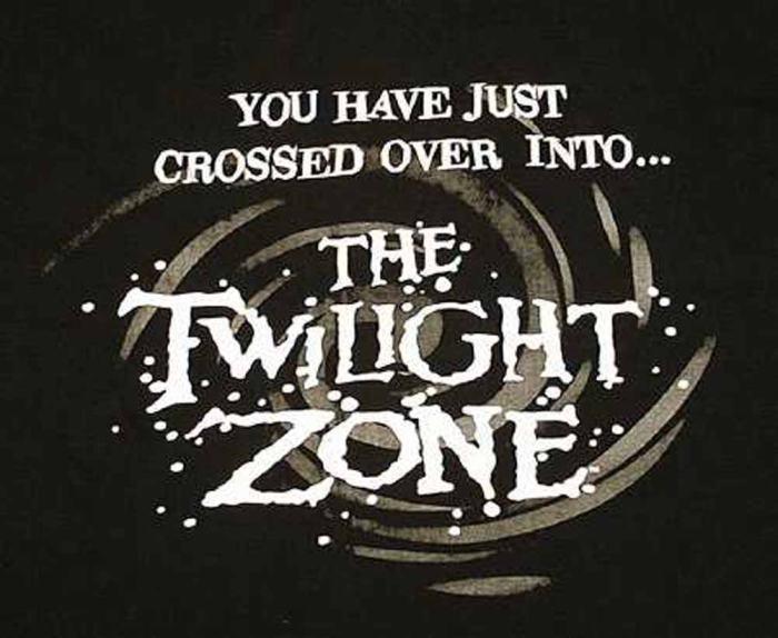 Tax reform Twilight Zone