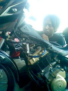 bore up suzuki satria fu 159 cc r a t racing automotive tuning