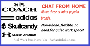 Work from Home Chat Jobs - Needle