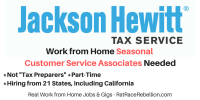 Work from Home Customer Service Associates Needed (2)