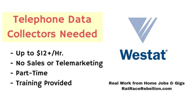 Telephone Data Collectors Needed (1)