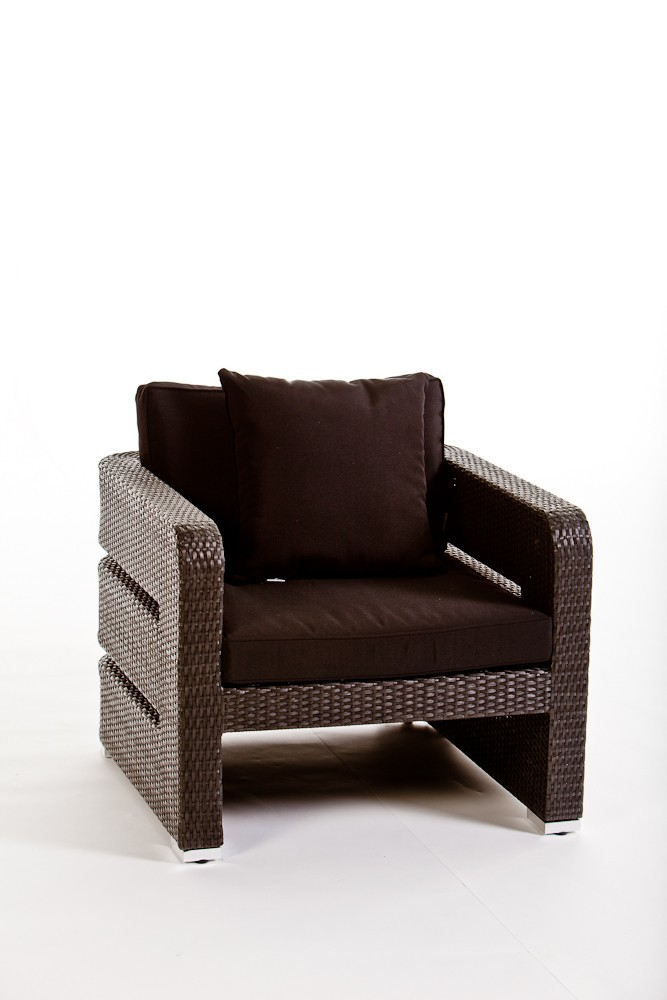 Sessel In English Rattan Lounge Kennedy