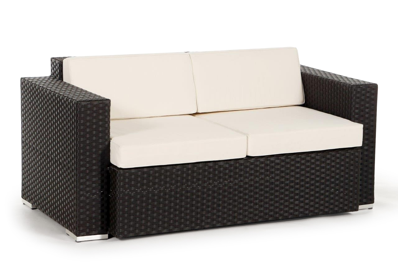 2er Sofas 2 Seater Sofa To Enlarge Seating Space Of Casablanca Rattan Lounge