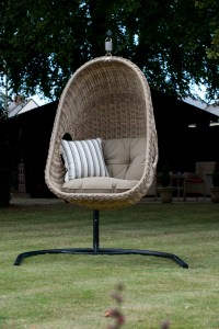 Outdoor Wicker Swing Chair | FUN AND COMFORTABLE FURNITURE ...