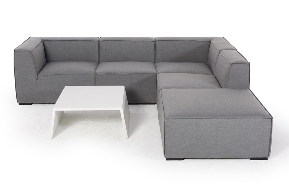 Liegestuhl Wetterfest Outdoor Lounge - Outdoor Loungesofa - Outdoor Lounge