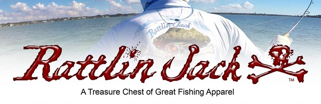 Custom UPF Fishing Shirt Size Chart - Rattlin Jack