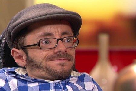 """Raul Krauthausen zu Gast beim NDR in der Sendung """"DAS!"""" mit Hinnerk Baumgarten vom 23. Juli 2014"""