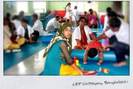 CBM-Botschafter-Reise nach Bangladesch. #cbmbd14