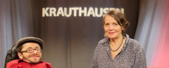 KRAUTHAUSEN – face to face: Gisela Höhne vom inklusiven Theater RambaZamba