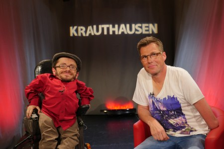 KRAUTHAUSEN – face to face: Martin Fromme, Comedian