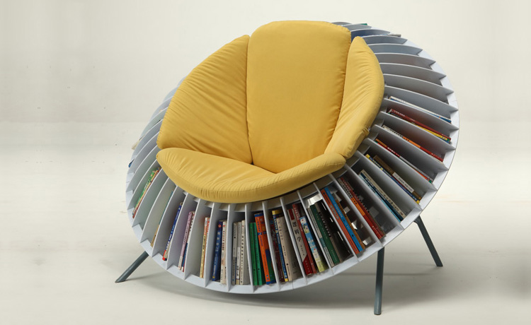 Bücherregal Schlafzimmer Feng Shui Sunflower Chair