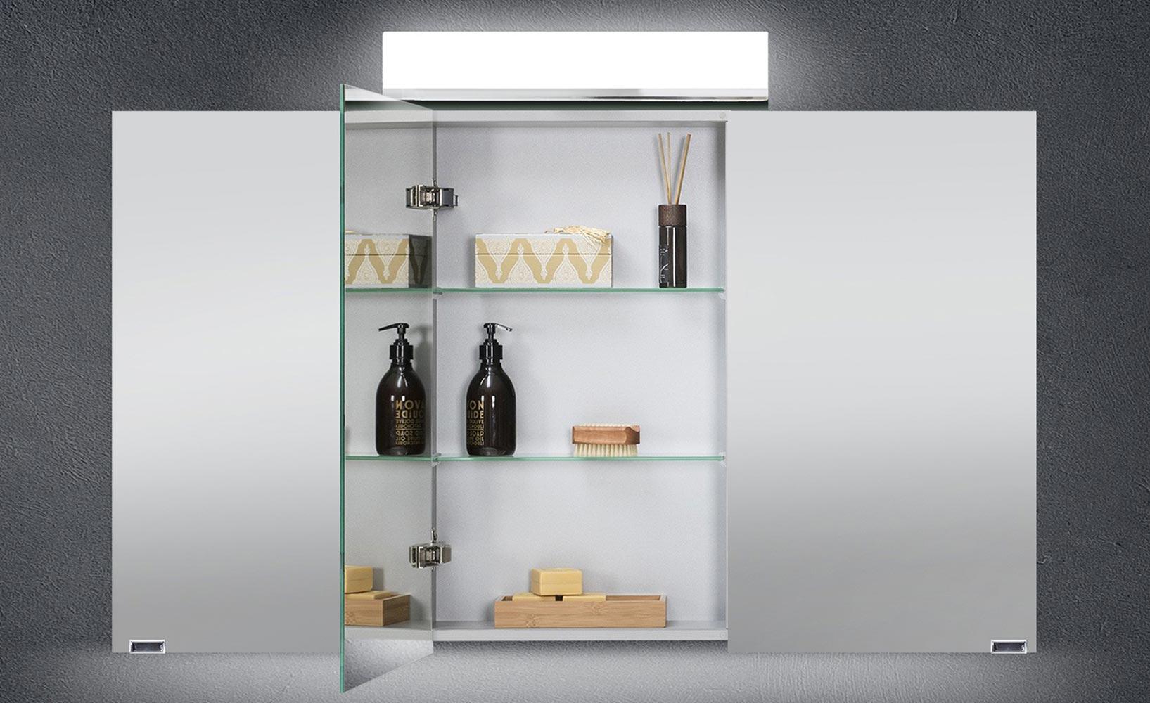 Ordnung Im Badezimmer Spiegelschrank Von My View Badkollektion