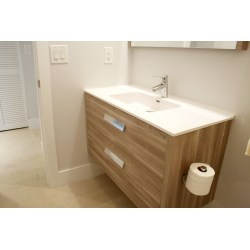 Small Crop Of Wall Mounted Vanity