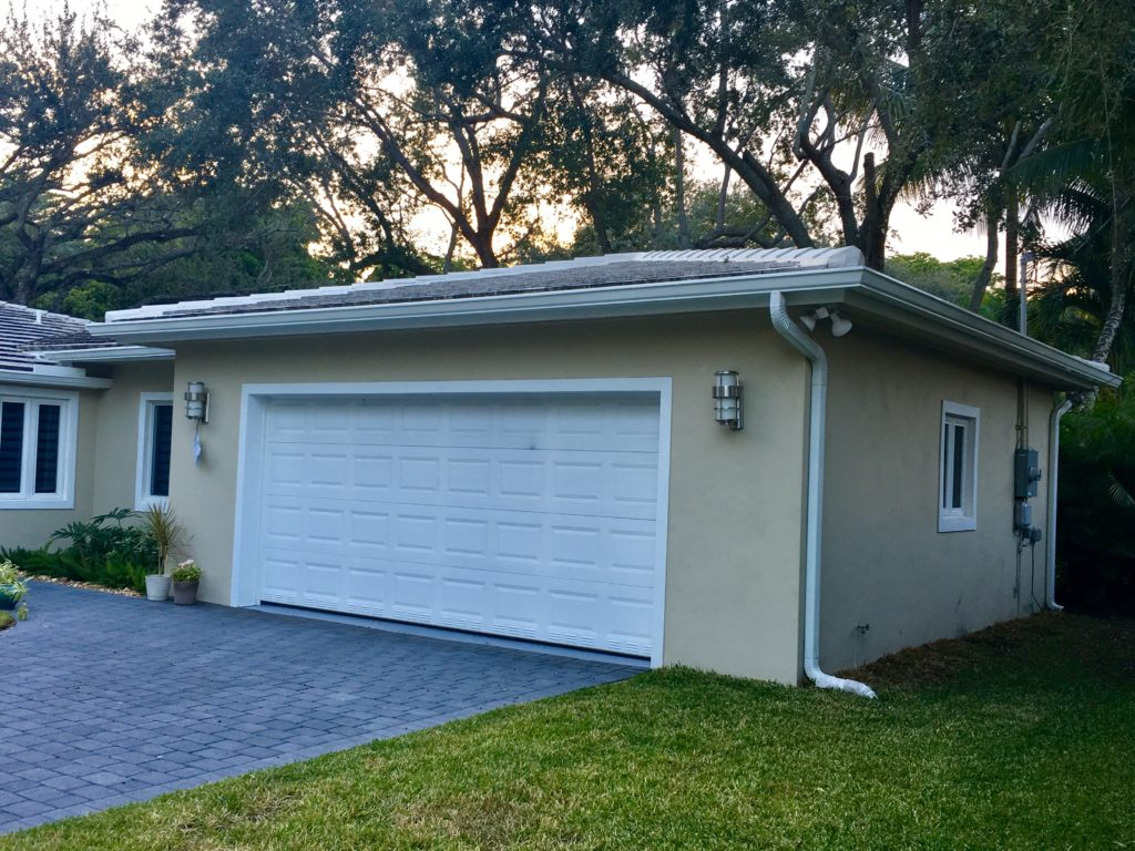 Garage Addition Coral Gables Garage Addition Driveway Miami General Contractor